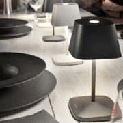 LAMPADA DIMMERABILE DA TAVOLO SENZA FILI