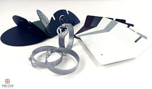 Tabloos Metal accessori tavola